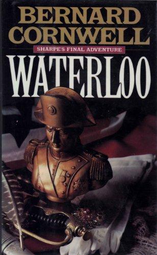 Waterloo: Cornwell, Bernard