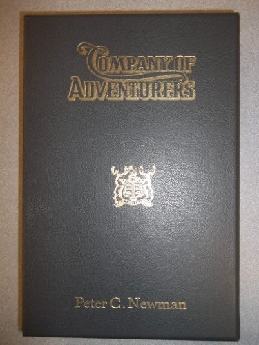Company of adventurers: Newman, Peter Charles