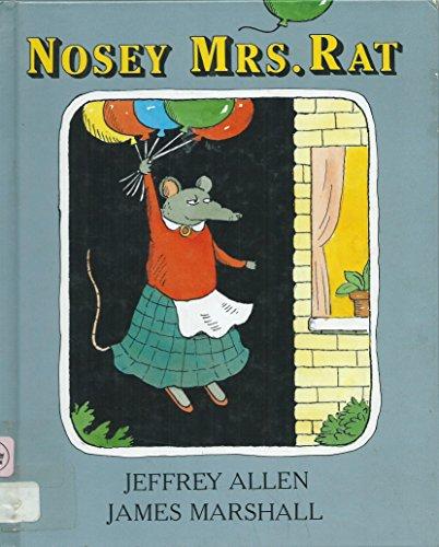 9780670808809: Nosey Mrs. Rat