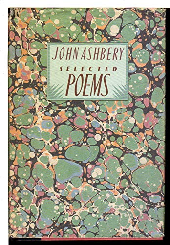 9780670809172: Ashbery, The Selected Poems of John