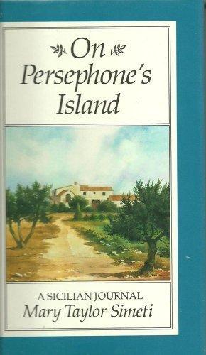 9780670809202: On Persephone's Island A Sicilian Journal