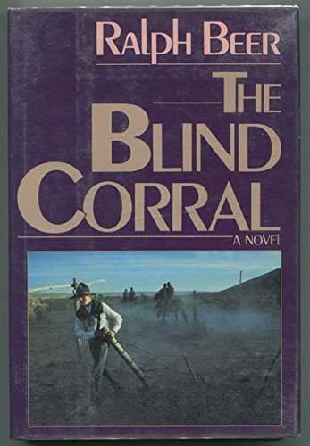 9780670809370: The Blind Corral