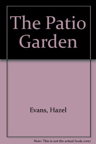 9780670809660: The Patio Garden