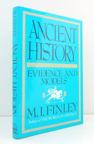 9780670809707: Ancient History: Evidence and Models