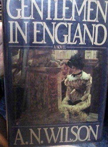 9780670809714: Gentlemen in England: A Vision