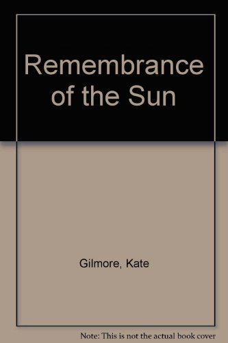 9780670810109: Remembrance of the Sun