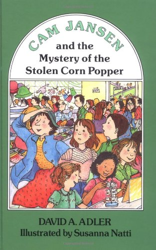 9780670811182: Cam Jansen: The Mystery of the Stolen Corn Popper #11