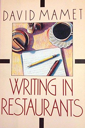 9780670811403: Writing in Restaurants