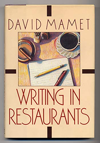 9780670811403: Writing in Restaurants