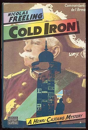9780670811809: Cold Iron (Viking Novel of Mystery and Suspense)