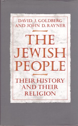 9780670812196: The Jewish People: Their History and Their Religion
