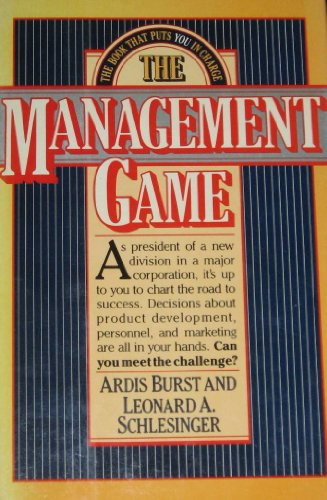 9780670812257: The Management Game