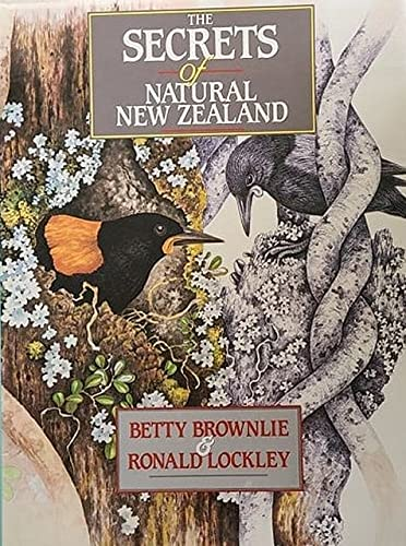9780670812486: The Secrets of Natural New Zealand
