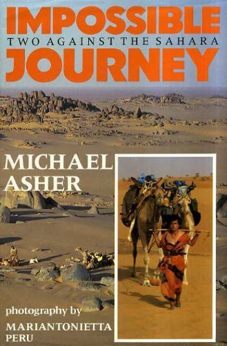 9780670812653: Impossible Journey: Two Against the Sahara
