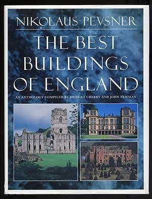 The Best Buildings of England: An Anthology compiled by Bridget Cherry and John Newman.