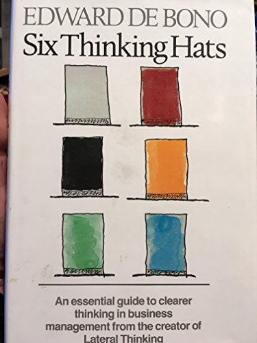 Six Thinking Hats (0670813141) by Edward De Bono