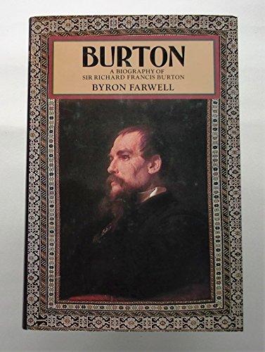 9780670813339: Burton: Life of Sir Richard Francis Burton