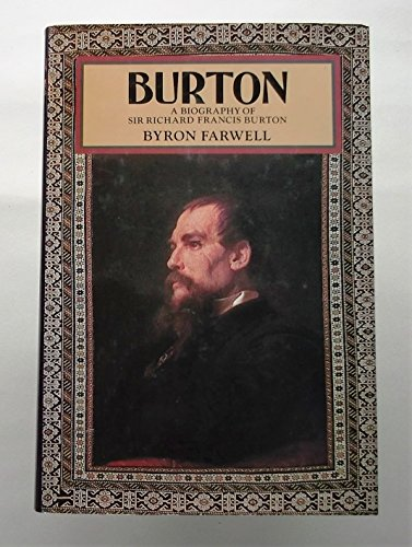 9780670813339: Burton: Life of Sir Richard Francis Burton