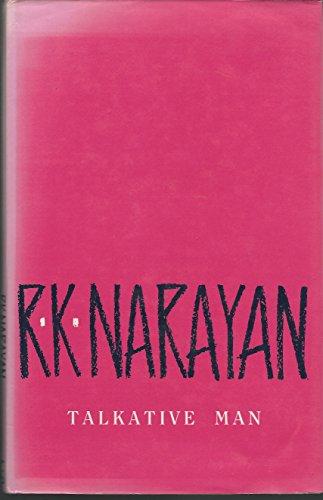 9780670813414: Talkative Man: A Novel of Malgudi