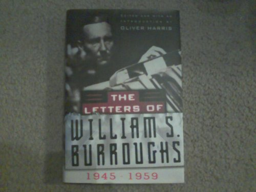 9780670813483: The Letters of William S. Burroughs: Volume I: 1945-1959
