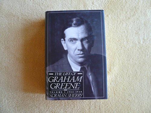 9780670813766: The Life of Graham Greene, Vol. 1: 1904-1939