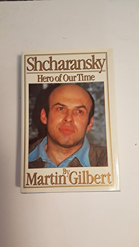 9780670814183: Shcharansky: Hero of Our Time