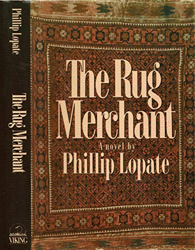 The Rug Merchant (First Edition)