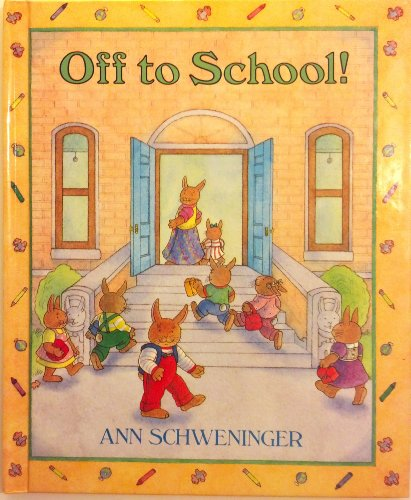 9780670814473: Off to School! (Viking Kestrel picture books)