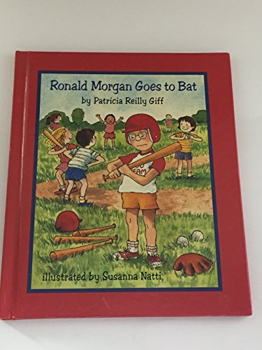 9780670814572: Ronald Morgan Goes to Bat (Viking Kestrel picture books)