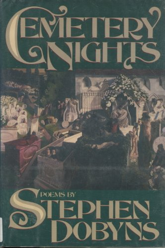 9780670814848: Cemetery Nights: Poems