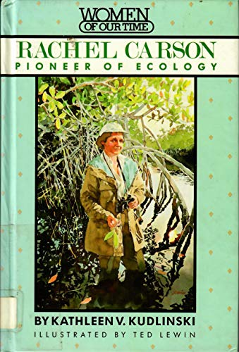 9780670814886: Rachel Carson: Pioneer of Ecology (Women of our time)