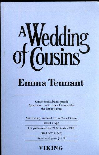 9780670815029: Wedding of Cousins