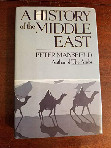 9780670815159: A History of the Middle East