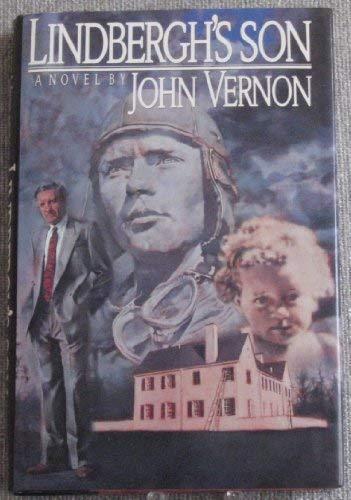 Lindbergh's Son (SIGNED Plus SIGNED LETTER): Vernon, John