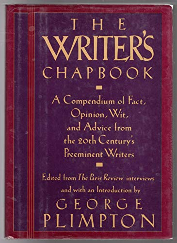 9780670815654: Writer's Chapbook