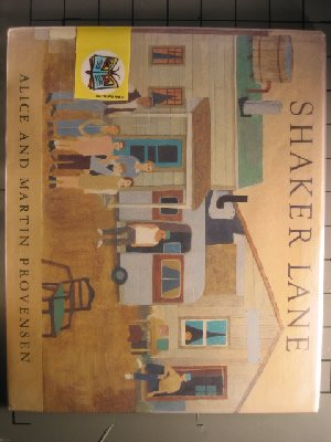 9780670815685: Shaker Lane (Viking Kestrel picture books)