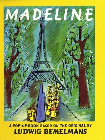 Madeline Pop-up Book: Bemelmans, Ludwig