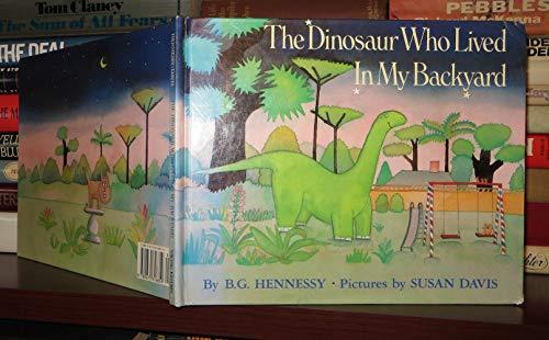 9780670816859: Dinosaur Who Lived in My Backyard