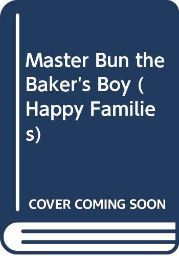 9780670816903: Master Bun the Baker's Boy