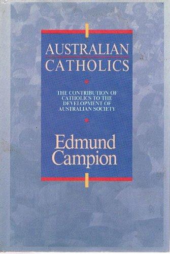 9780670816958: Australian Catholics