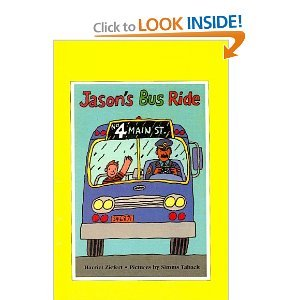 9780670817184: Jason's Bus Ride (Hello reading!)