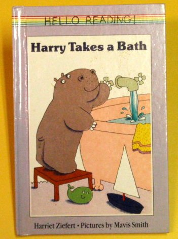 9780670817214: Harry Takes a Bath (Hello reading!)