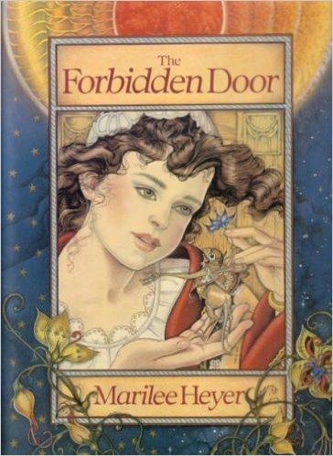 The Forbidden Door (signed): Heyer, Marilee