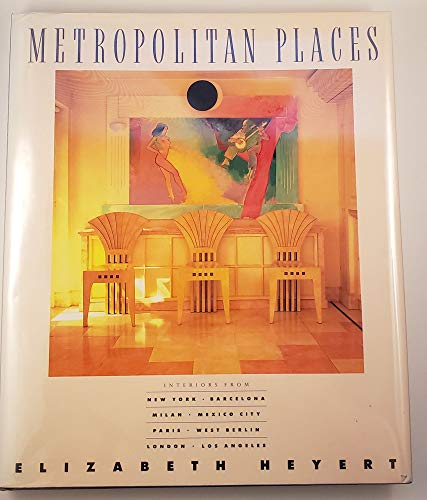 9780670817436: Metropolitan Places (Viking Studio Books)