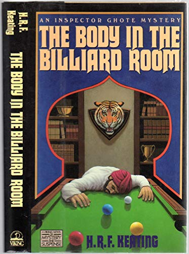9780670817443: The Body in the Billiard Room (Inspector Ghote Mystery)