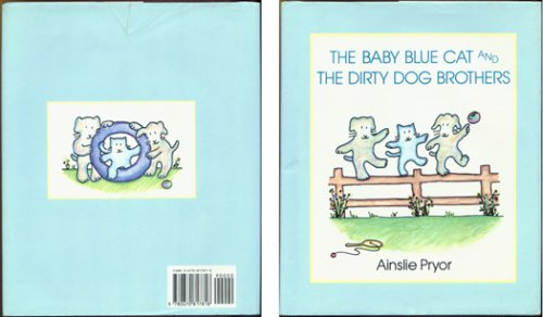 9780670817818: The Baby Blue Cat and the Dirty Dog Brothers