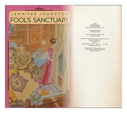 9780670817832: Fool's Sanctuary