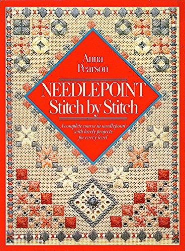 9780670817887: Needlepoint: Stitch by Stitch
