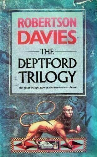 "9780670817900: The Deptford Trilogy: ""Fifth Business"", ""The Manticore"" and ""World of Wonders"""
