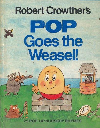 9780670818150: Pop Goes the Weasel: 25 Pop-Up Nursery Rhymes